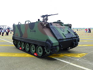 ROCA M113 in CCK Air Force Base 20111112a.jpg