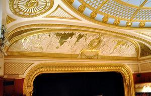 London, Royal Opera House, Covent Garden, audi...