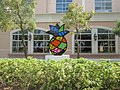 ROMERO BRITTO ART AT WEST KENDALL BAPTIST - panoramio.jpg