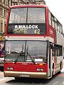 R Bullock bus (W678 PTD), 25 July 2008.jpg