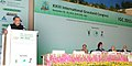 Radha Mohan Singh addressing at the inauguration of the 23rd International Grassland Congress, in New Delhi on November 20, 2015. The Secretary (DARE) & DG (ICAR), Dr. S. Ayyappan and other dignitaries are also seen.jpg