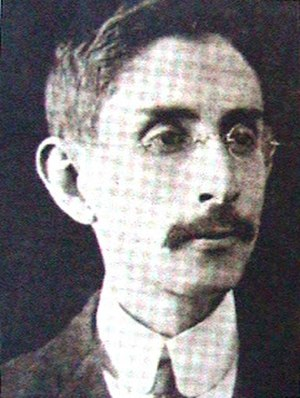 Rafael Arévalo Martínez - Arévalo Martinez in the 1920s.