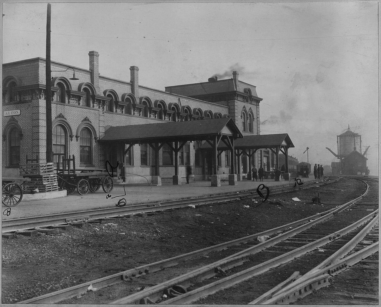 File Railroad Station Alton Illinois Nara 283580 Jpg