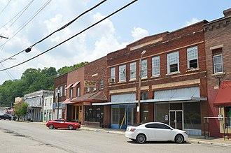 Olive Hill, Kentucky - Railroad Street