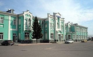 Atkarsk Town in Saratov Oblast, Russia