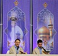Ramadan 1439 AH, Qur'an reading, Shah Cheragh, Shiraz - 21 May 2018 13.jpg