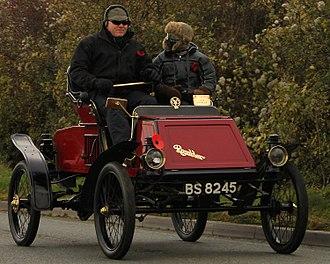 Rambler (automobile) - Rambler 6HP Runabout 1903