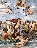 Raphael's Triumph of Galatea 02.jpg