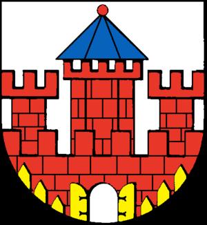 Ratzeburg - Image: Ratzeburg Wappen