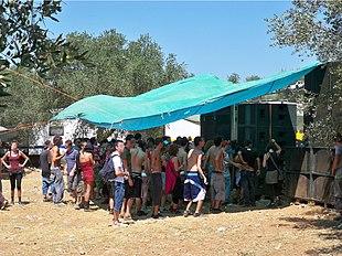 Free Party nel Salento (Agosto 2009)