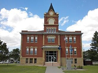 Atwood, Kansas - Rawlins County Courthouse (2010)