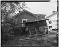 Rear facade, looking south - 507 Dix Street (House), La Grange, Troup County, GA HABS GA,143-LAGR,17-3.tif