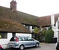 Rear of Grange Farmhouse, Hearing Dogs, Saunderton - geograph.org.uk - 1344732.jpg