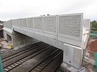 Rebuild of Beresford Road bridge (geograph 5174076).jpg