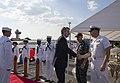 Reception with Ambassador Pyatt Aboard USS ROSS, July 24, 2016 (28550844526).jpg