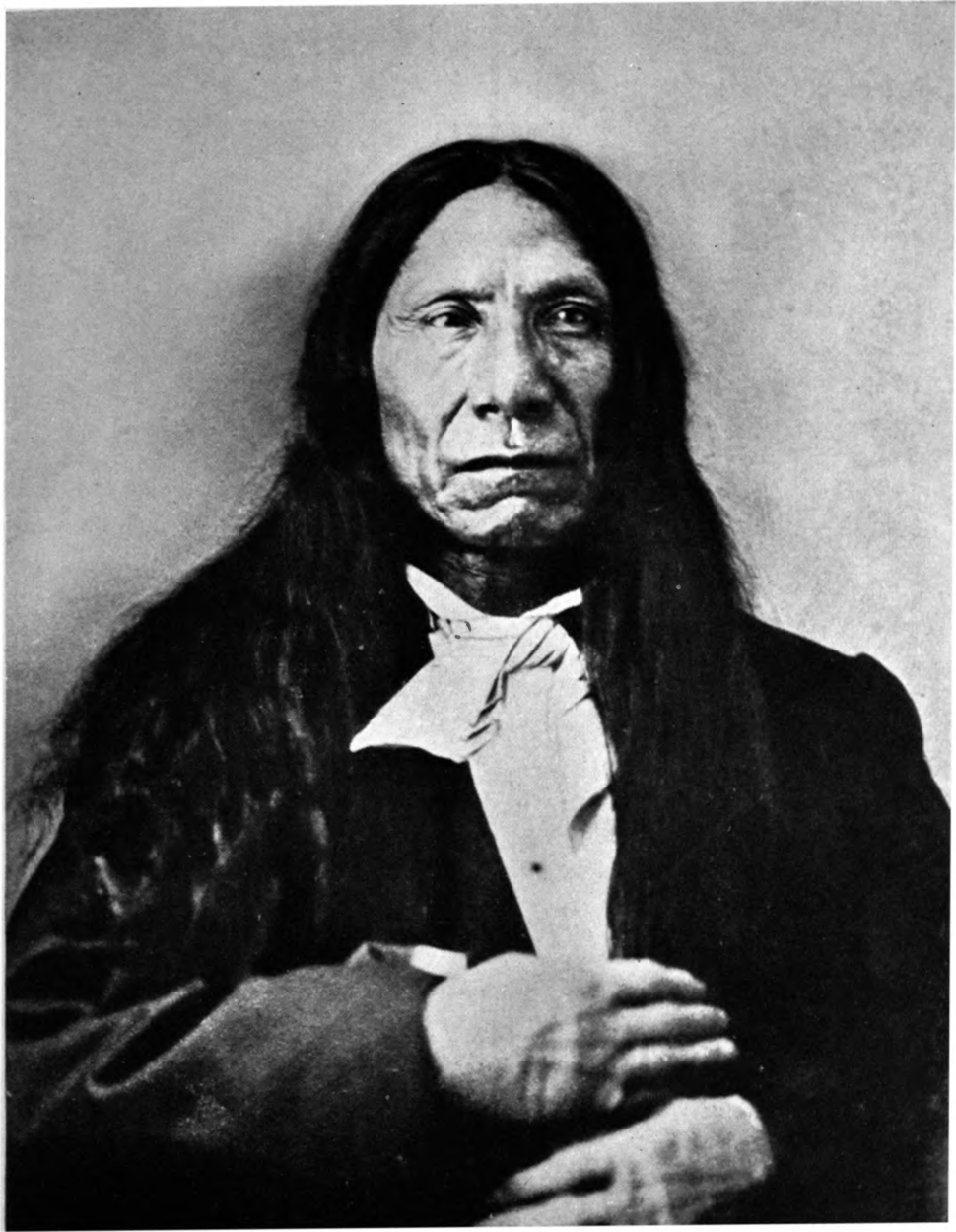Red Cloud, Ogalalla Sioux Chief, 1876