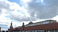 Red Square Kremlin Wall and Government buildings (4102633323).jpg