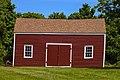Red barn at Locust Lawn Estate, Gardiner, NY.jpg