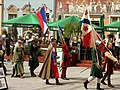 Reenactment of the entry of Casimir IV Jagiellon to Gdańsk during III World Gdańsk Reunion - 026.jpg
