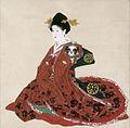 Rei-hime by Kano Hogai (Shimonoseki City Art Museum).jpg