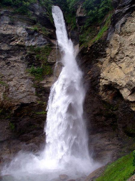 Meiringen - Reichenbach Falls