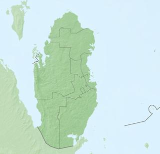 Qatar–Saudi Arabia border