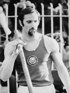 Renato Dionisi Italian pole vaulter