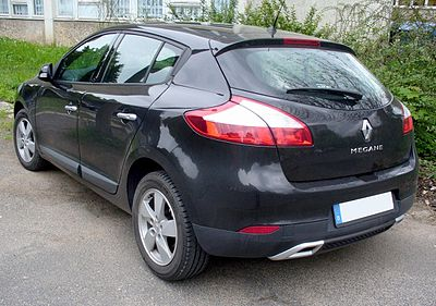 Renault Mégane - Wikiwand