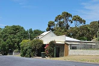 Rendelsham, South Australia - House at Rendelsham