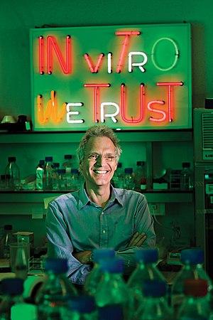 René Bernards - René Bernards in 2005   (in vitro we trust)