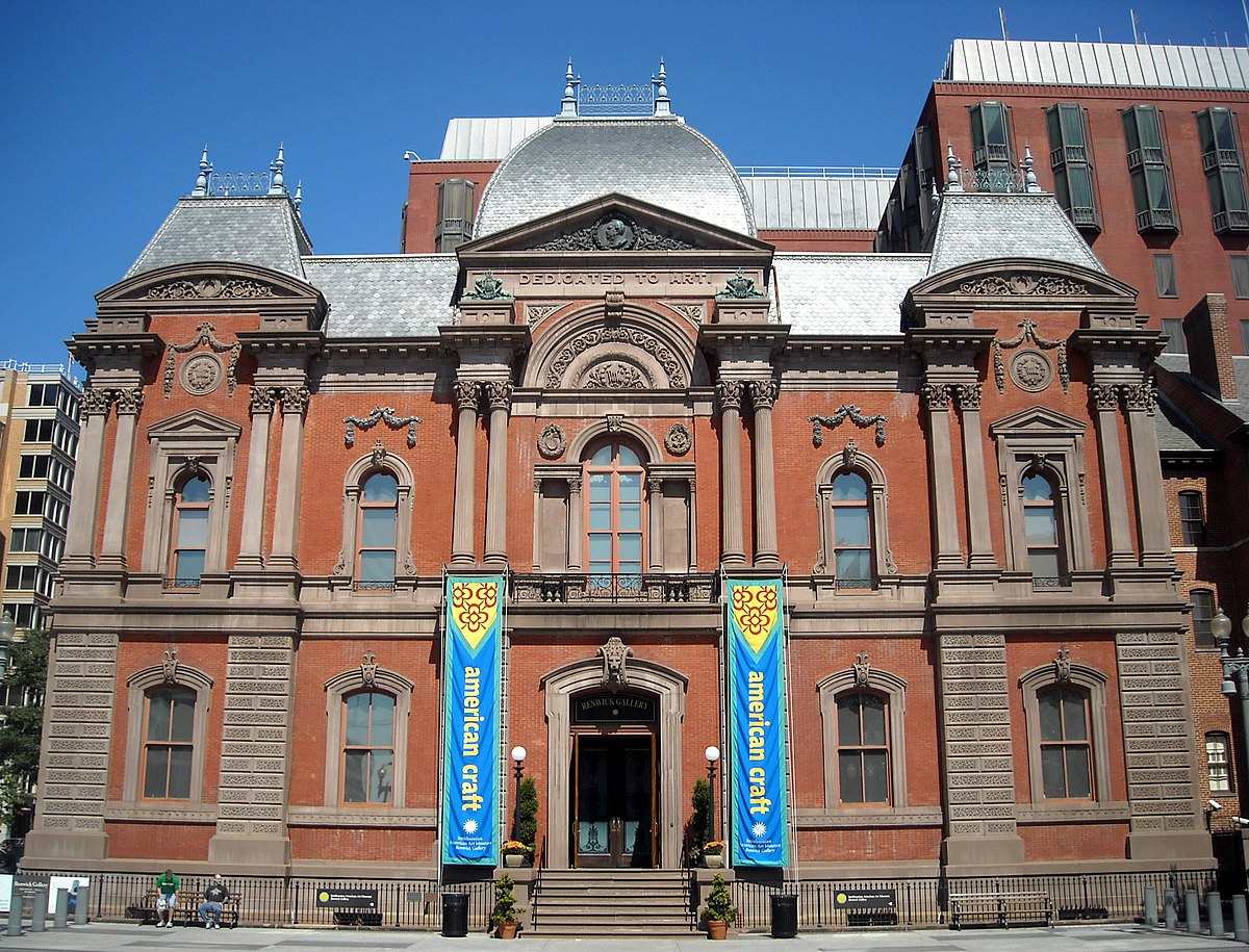 renwick gallery wikipedia. Black Bedroom Furniture Sets. Home Design Ideas