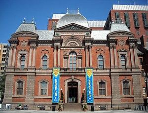 Renwick Gallery - Image: Renwick Gallery Pennsylvania Avenue