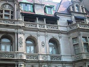 Gertrude Rhinelander Waldo House - Image: Rhinelander Mansion