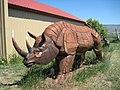 Rhino in steel (3690627037).jpg