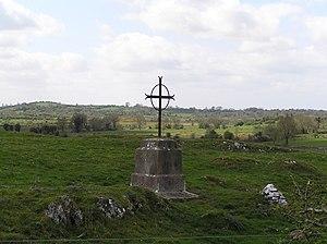 Esker Riada - Landscape typical of the Esker Riada, County Westmeath