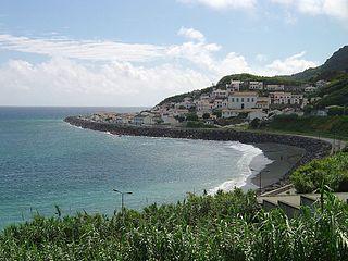 Ribeira Quente Civil parish in Azores, Portugal