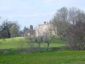 Ribston Hall - Image: Ribston Hall