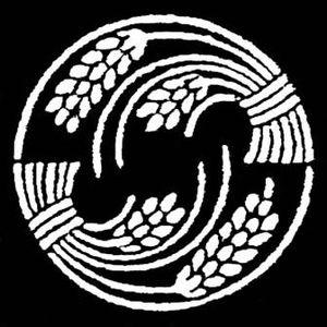 Japanese rice symbol 2