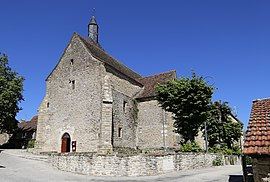 Rignac 46 - Église Saint-Germain 03.JPG