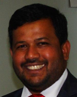 Rishad Bathiudeen - Image: Risad Badhiutheen
