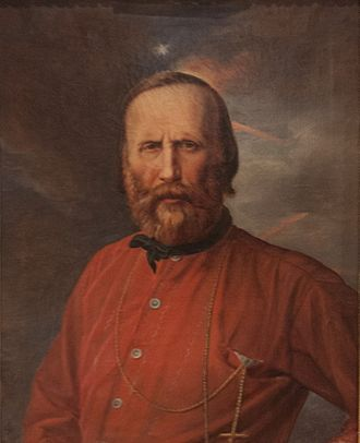 Dictator - Giuseppe Garibaldi proclaimed himself dictator of Sicily in 1860