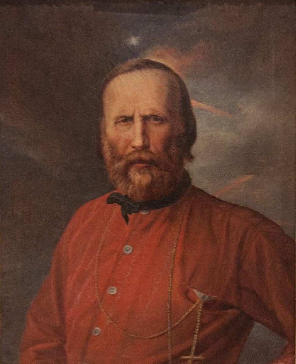 Ritratto di Giuseppe Garibaldi - Salvatore Lo Forte