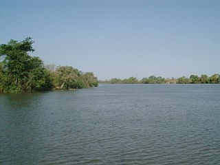 River Gambia National Park national park