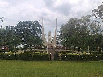 Libagon, Southern Leyte - Rizal Park of Libagon
