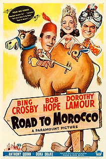 <i>Road to Morocco</i> 1942 film by David Butler
