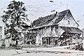 Robenhauser Riet - Jakob Messikommer - Wohnhaus in Stegen bei Robenhausen, Skizze von Jakob Zollinger (17.5.1877) 2011-09-02 15-07-14.jpg
