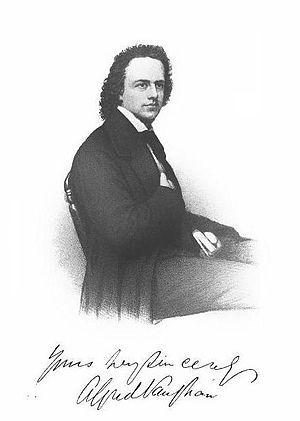 Robert Alfred Vaughan - Robert Alfred Vaughan