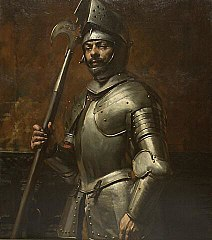 A Spanish Soldier of the 16th Century