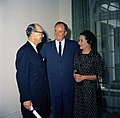 Robert F. Woodward, Hubert Humphrey and Virginia Woodward.jpg