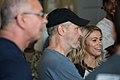Robert Irvine, Jon Stewart and Paige VanZant 180422-D-SW162-1035 (26763203277).jpg